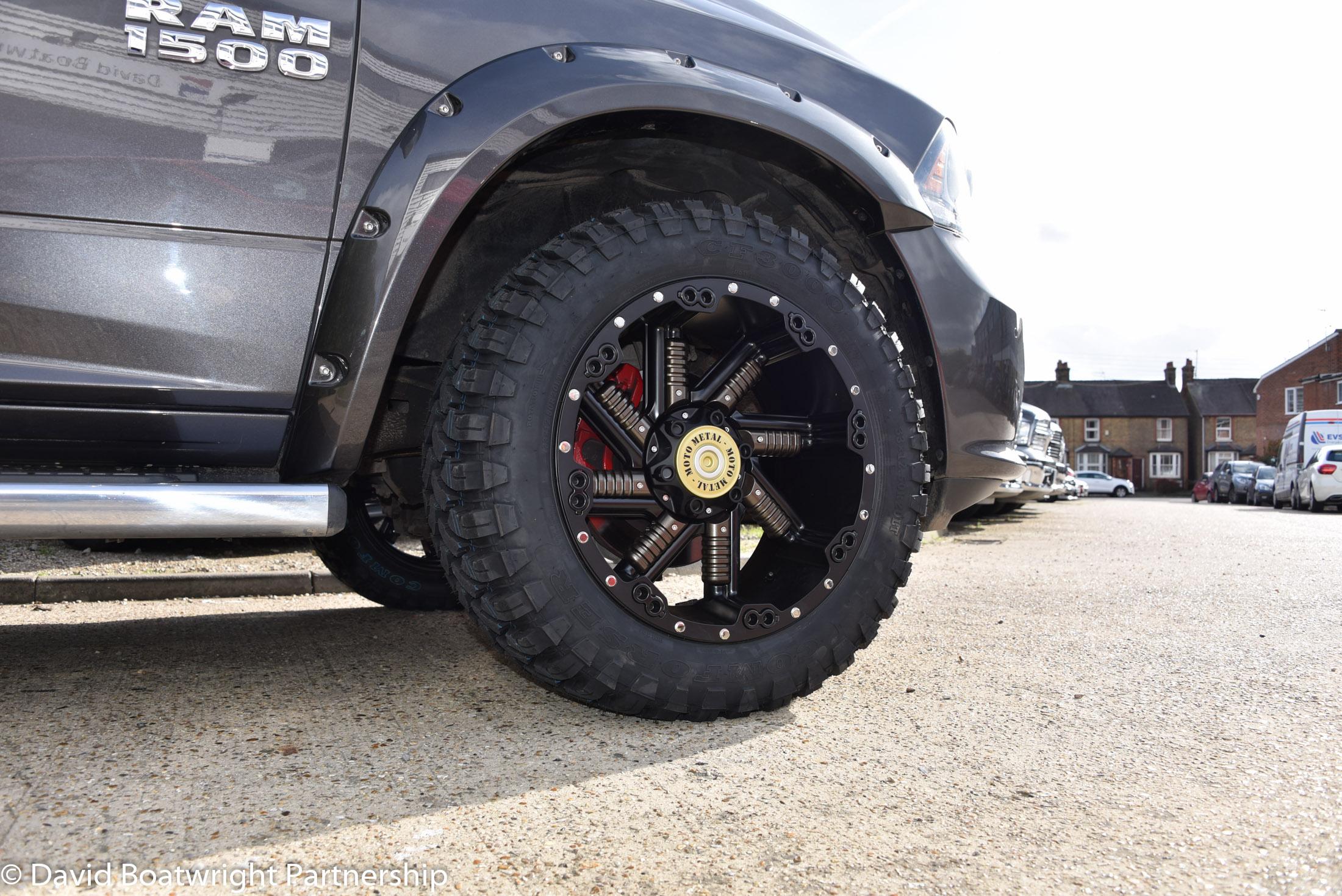 Granite RAM with Buck Shot Wheels (2 of 11)