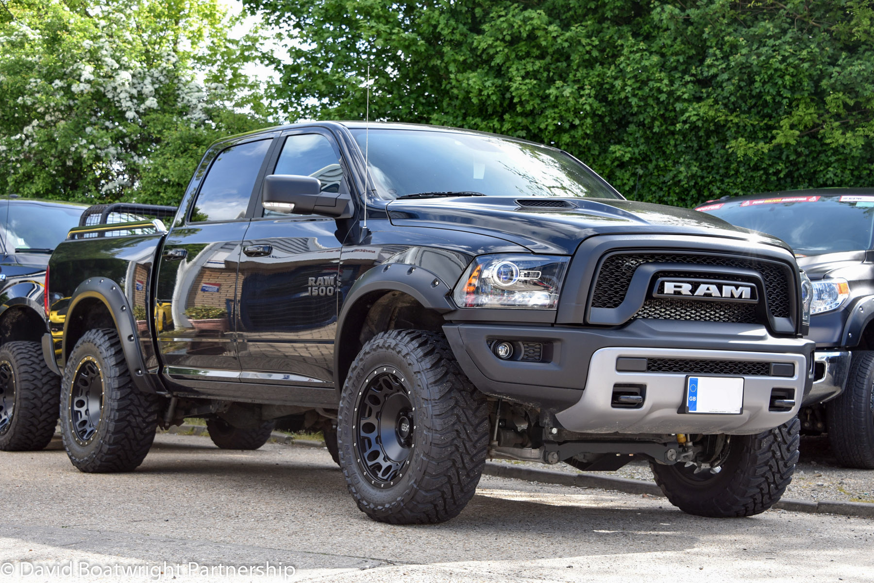 RAM REBEL SUPERCHARGED
