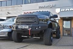 Dodge Ram 2500 Lifted Truck