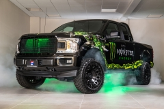 Monster Energy American Pickups Custom from David Boatwright Partnership