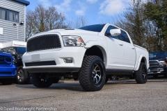 Six Inch Lifted Dodge Ram