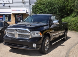 Dodge Ram Limited 2015