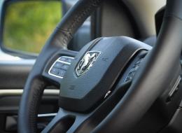 Dodge Ram Steering Wheel