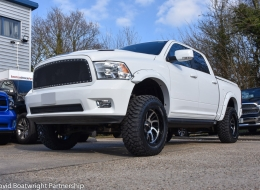 Six Inch Lifted Dodge Ram (3 of 25)