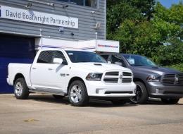Dodge Ram Crew Sport