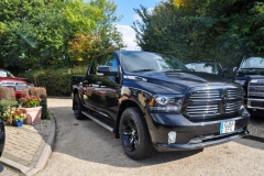 2016 Ram Crew Sport Black Wheels and Badges