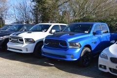 2018 Ram Hydro Blue UK Boatwright