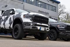 2019 Custom Ram Lifted Pickup UK
