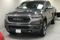 2019 Ram Limited at David Boatwright Partnership UK