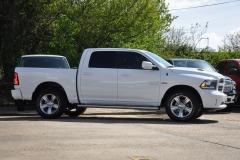 Dodge Ram Crew Sport White