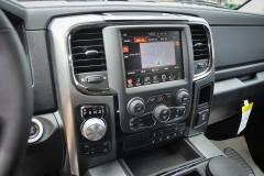 Dodge Ram Sport Interior