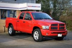 2003 Dodge Ram Quad