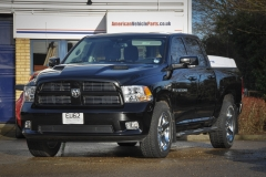 2012 Dodge Ram Quad