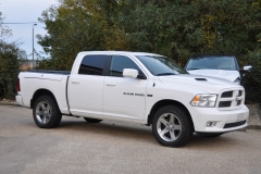 2012 Dodge Ram Crew Sport with Rambox