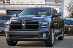 2014 Dodge Ram Crew Sport Granite Crystal