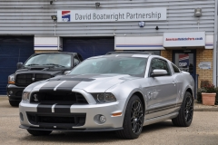 2014 Ford Mustang GT500 SVT Shelby