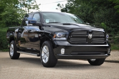 2016 Dodge Ram Crew Sport Air Suspension