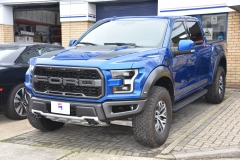 NEW FORD F150 RAPTOR UK
