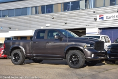 Dodge RAM Custom Quad 2017  (1 of 16)