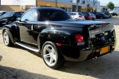 Chevrolet SSR Black