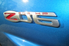 Chevrolet Corvette ZO6 C6