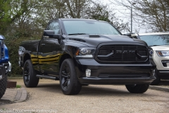 New Dodge Ram Single Cab 4x4
