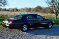 Lincoln Mk VIII