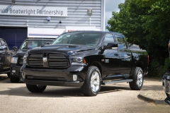 New Dodge Ram Crew Sport Black