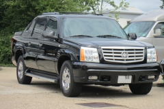 Cadillac EXT pickup Tuck