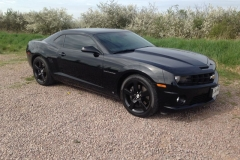Chevrolet Camaro SS in Black
