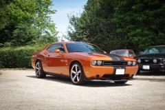 Dodge Challenger SRT8 Go Mango