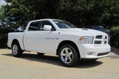 Dodge Ram Crew Sport 2012