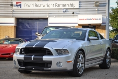 Ford Mustang GT500 Shelby SVT