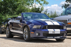 Ford Mustang GT500 Shelby Convertible