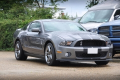 Ford Mustang GT500 Shelby in Grey
