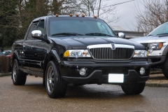 Lincoln Blackwood Pickup