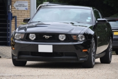 Mustang GT Auto in Black