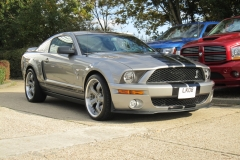 Ford Mustang GT500 Supercharged Shelby