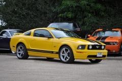 Mustang GT in Screaming Yellow