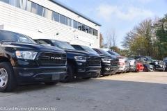 Dodge Ram David Boatwright Partnership UK American Car and Pickup Dealers