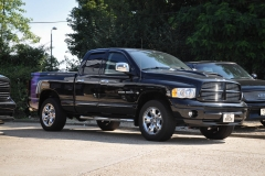 Dodge Ram Quad in Black
