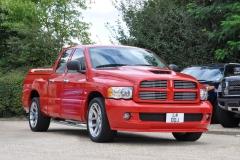 Dodge Ram SRT-10 in Red