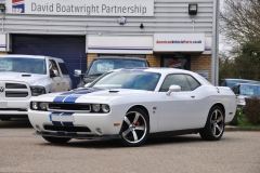 Dodge Challenger SRT8 Inaugural Edition