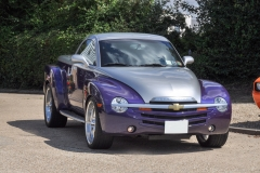 Chevrolet SSR Supercharged