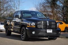 Dodge Ram SRT-10 in Black