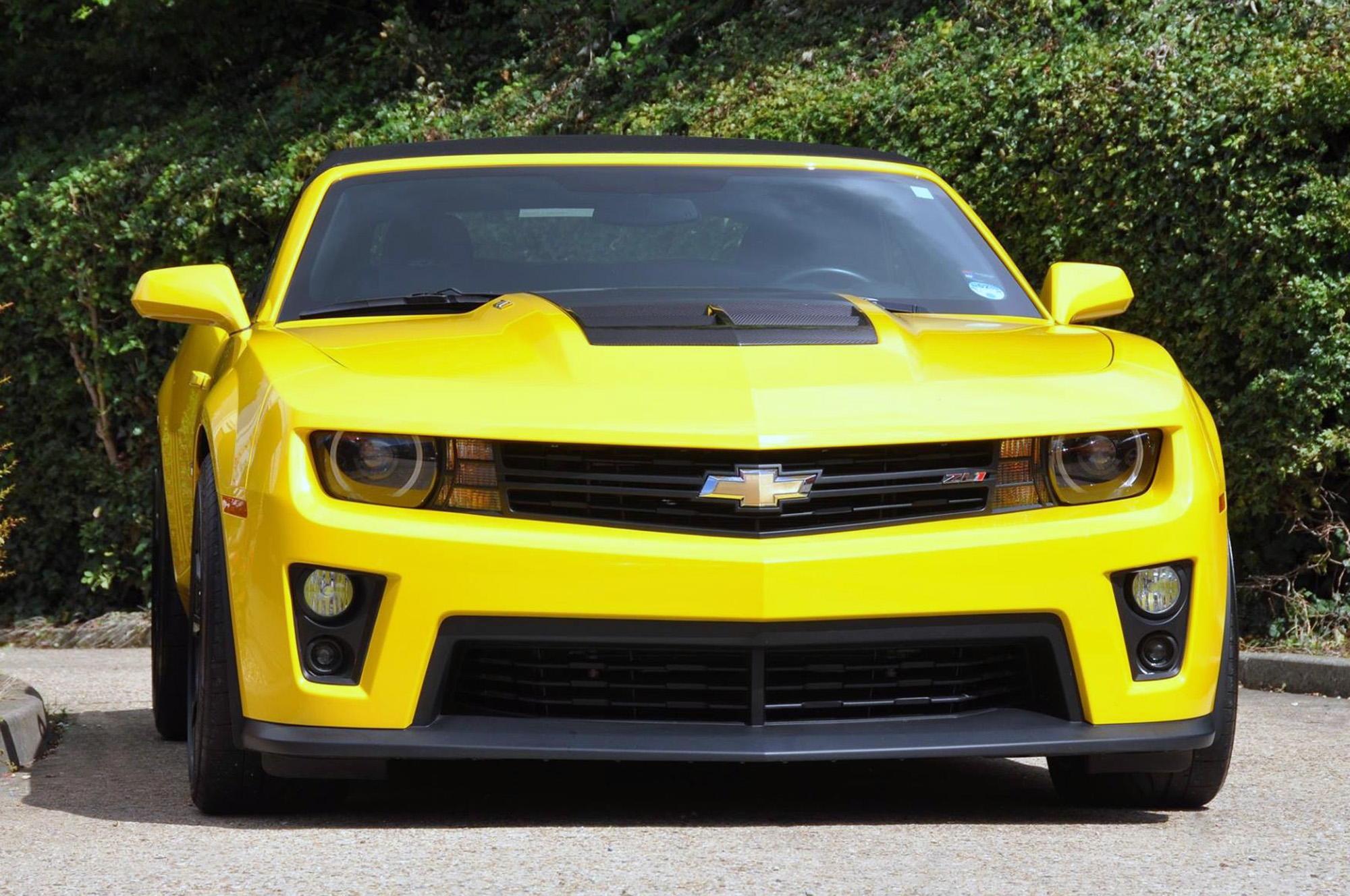 2013 Chevrolet Camaro ZL1 Supercharged
