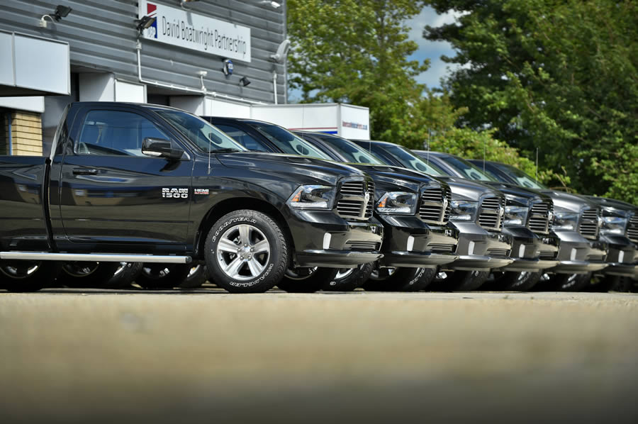 New Dodge Rams UK