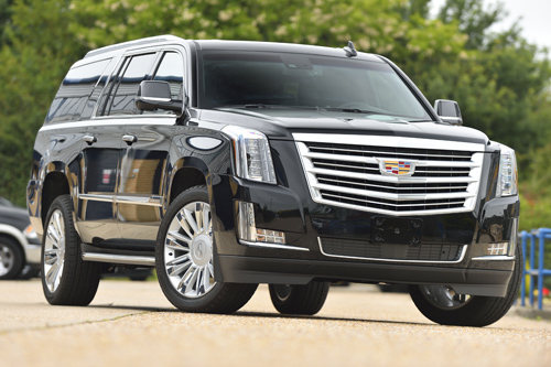 New Cadillac Escalade UK