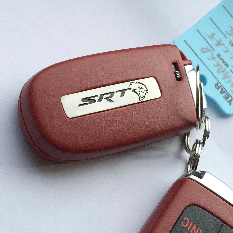 SRT Hellcat Keys