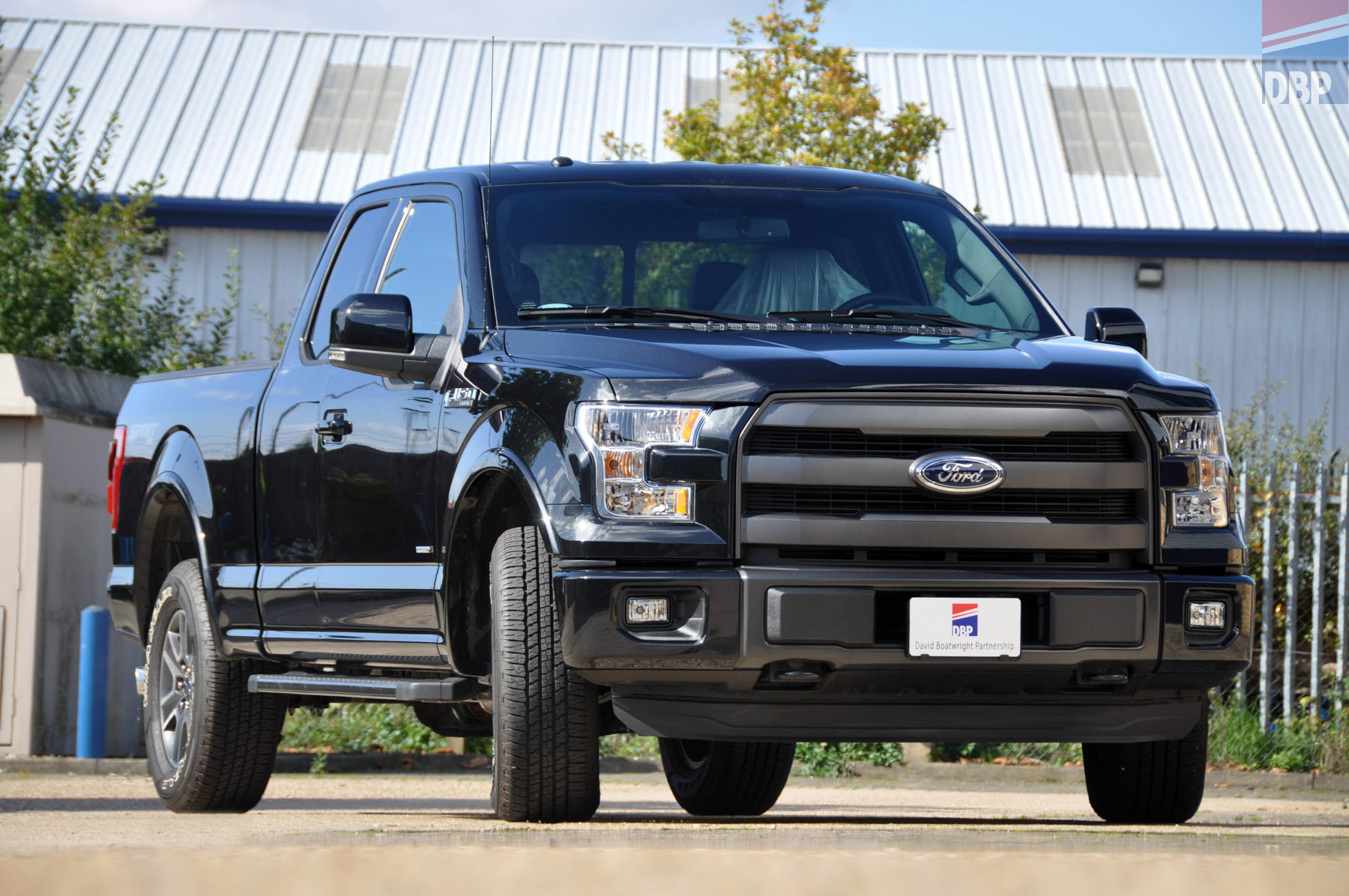 New ford f150 lariat